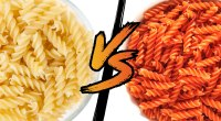 Wheat-Rotini-Vs-Red-Lentil-Rotin