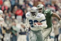 NFL Hall of Famer Emmitt Smith stays fit at 50 by cycling