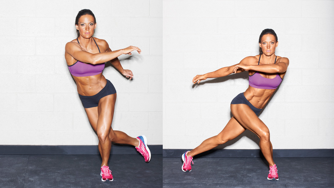Get a Sexy Body with This Fast Circuit Workout