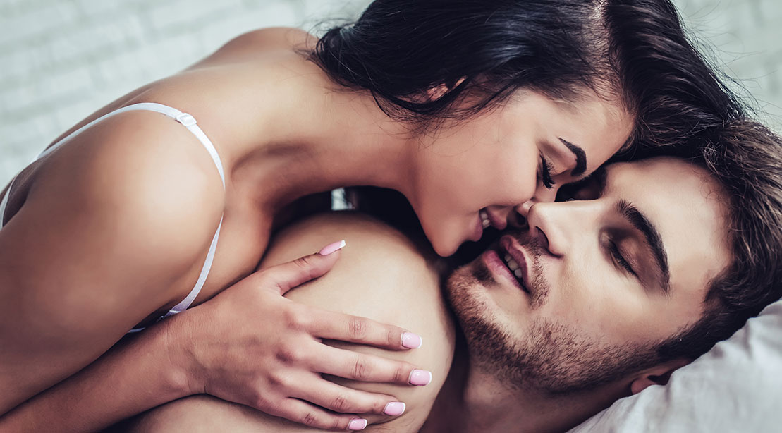 14 Ways You're Good in Bed and Don't Even Know It