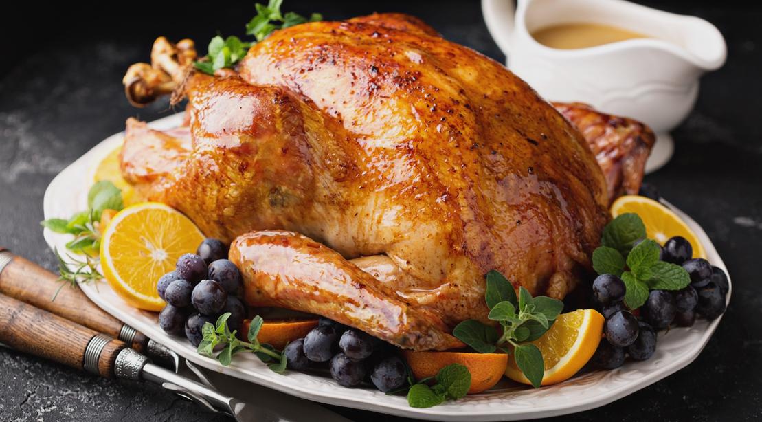 Delicious-Turkey-Glistening