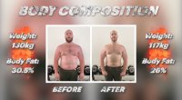 This Man Lost 30 Pounds in Six Weeks Thanks to Strongman Eddie Hall