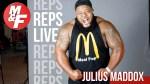 Julius-Maddox-Youtube-Reps-Live