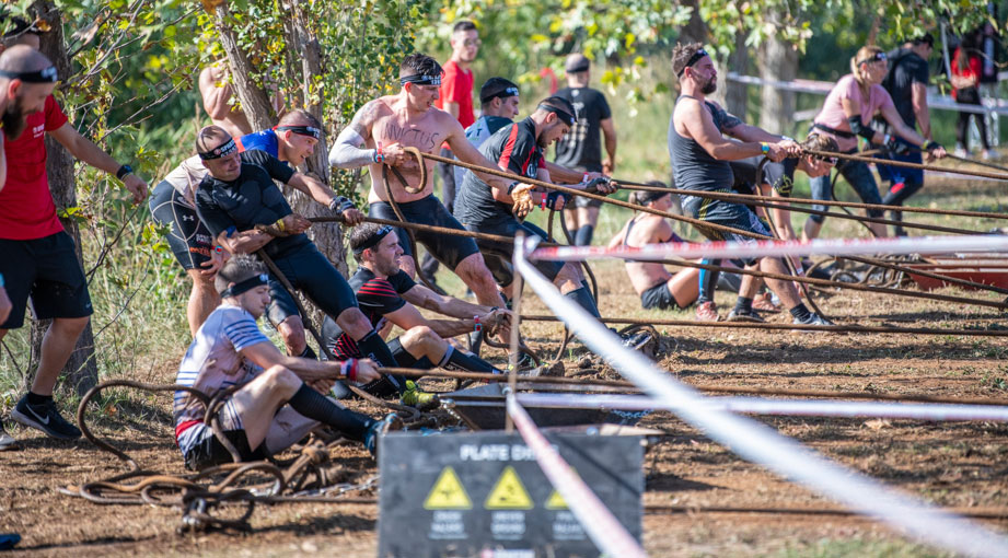 Day 1 at the Spartan Trifecta World Championships
