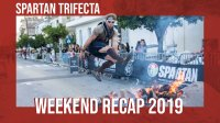 Spartan Trifecta Weekend 2019 Recap
