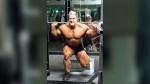 Elevated Back-Foot Barbell Split Squat