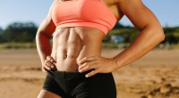 Woman's Abs