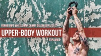 Former NPC Wheelchair Champ Dillon DePiazza's Upper-body Workout Explained