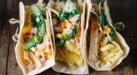 Breakfast-Tacos-Eggs-Cheese-Spinach-Cilantro-Avocado
