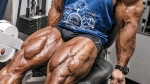 Closeup-Of-Quads-Muscles-Leg-Extension