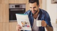 Hip-Guy-Drinking-Coffee-Reading-Magazine