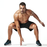Male-Performing-Jump-Squat-Tap-Position-One