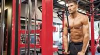 Muscular-Man-Topless-Performing-Rope-Pushdown