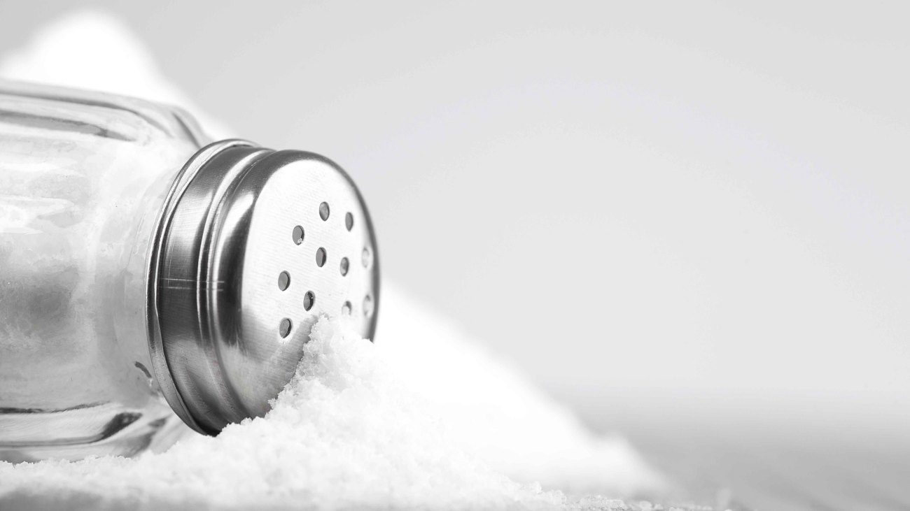 7 Signs You're Eating Too Much Salt
