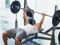 Adding Chains or Bands Can Blow Up Your Bench Press One-Rep MAx