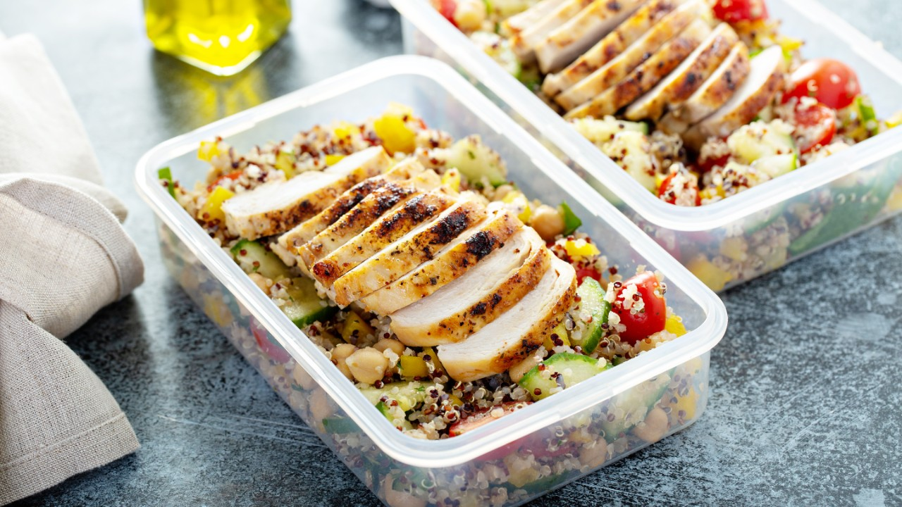 Chicken in Meal Prep