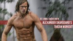 Alexander Skarsgard's 'Tarzan' Workout Routine