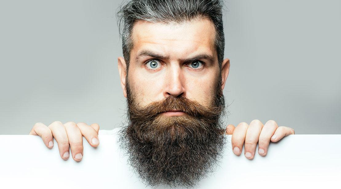 Beard sex