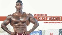 Build Strength and Better Muscles with Kyron Holden's Chest Workout