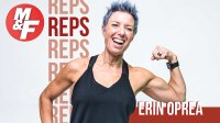 How Erin Oprea Went From Marine Vet to Celebrity Trainer