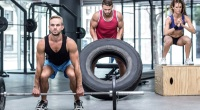 Group-Class-Fitness-Three-Exercise-Crossfit