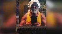 Hulk Hogan is Looking Swole Ahead of a Rumored WrestleMania Match