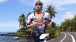 Iron-Man-Racer-Running-Tropics-Beach-Triathalon