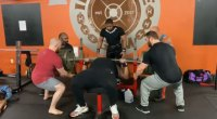 Julius Maddox Breaks World Bench Press Record for a Third Time
