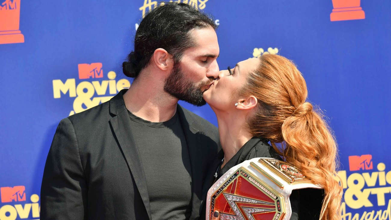 The Best Real-Life Wrestling Couples