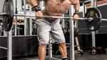 Pronated Wide-Grip Bentover Barbell Row