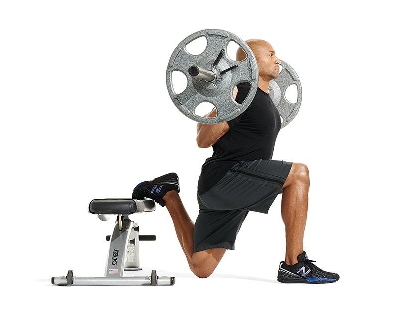 「brugarian squat」の画像検索結果