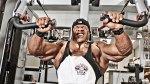 Hammer-Strength Shoulder Press