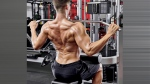 Pronated Wide-Grip Lat Pulldown