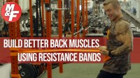Home Workout: Resistance-Band-Only Back Training