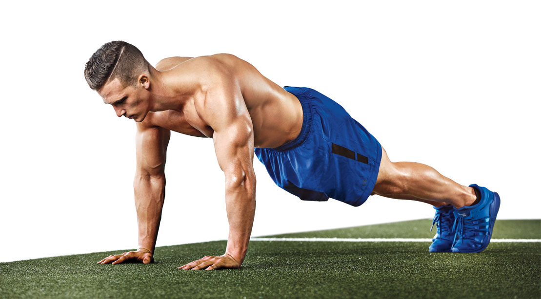 Traditional Plank