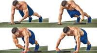 Plank Plate Pull Through