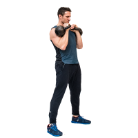 Don-Salidino-Performing-Kettlebell-Double-Up-Clean-Step-two