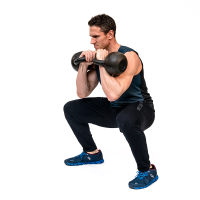 Don-Salidino-Performing-Kettlebell-Front-Squat-Step-two