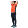 Overhead Two-Arm Triceps Extension