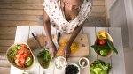 Female-Cooking-Preparing-Salad-With-Healthy-Ingredients