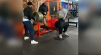 Julius Maddox Bench Presses 765 Pounds for Unofficial World Record