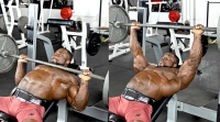 Mr-Olympia-Brandon-Curry-Performing-Barbell-Bench-Press