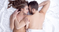 Sexy-Couple-Sleeping-in-Bed-After-Sex
