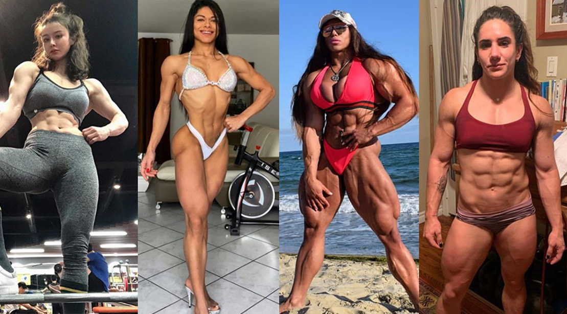 18 Of The Most Muscular Women On Instagram Muscle Fitness Prime cuts bodybuilding dvds : most muscular women on instagram