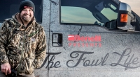 Chad-Belding-Standing-Next-To-The-Fowl-Life-Pickup-TruckThe-Outdoor-Network