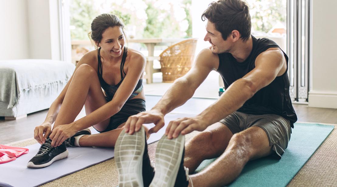 workout routine for men & women
