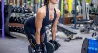Fitness-Female-Performing-Keystone-Deadlift-Exercise-Using-Dumbbells