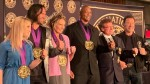 International Sports Hall of Fame Honors Legends