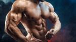 Muscular-Man-Physique-Flexing-Bicep-Posing