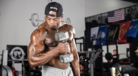 Olympia Physique Runner-Up Andre Ferguson's 2020 Goals